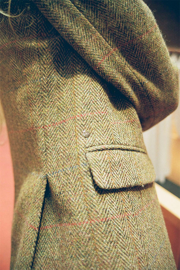 TWEED JACKET, MULTI