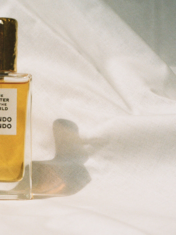 THE CENTER OF THE WORLD FRAGRANCE, 50 ML