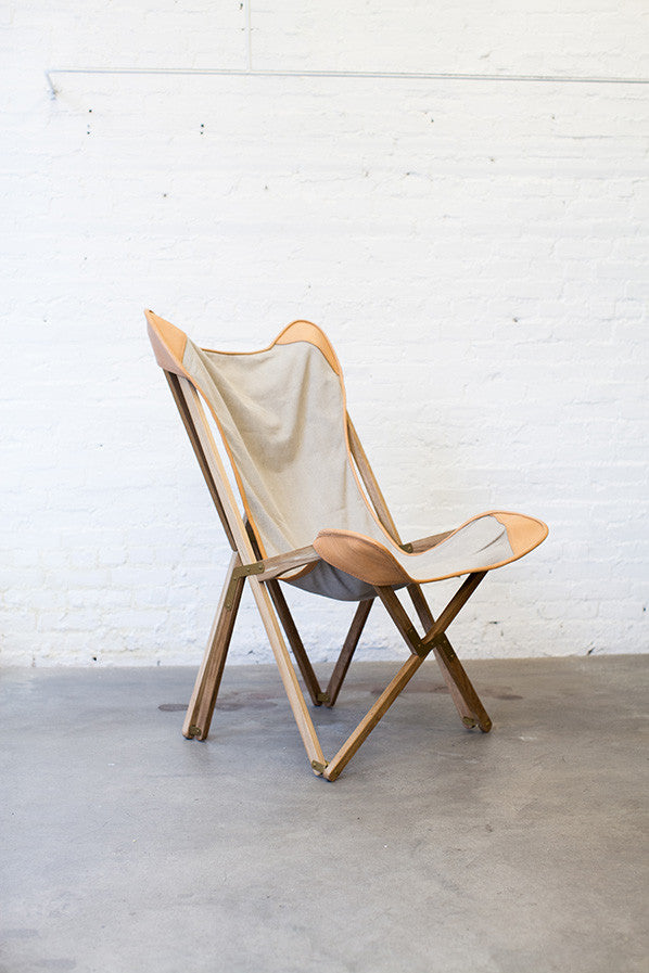 ARM CHAIR, TAN/BEIGE