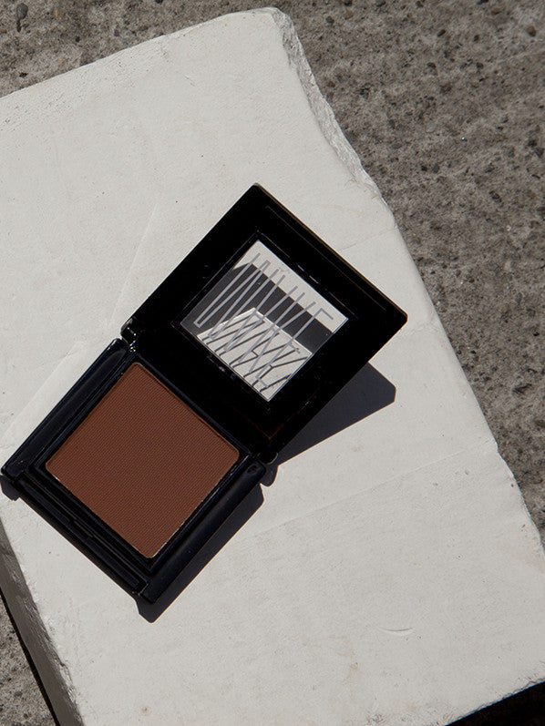 MATTE FINISH EYESHADOW, BRICK