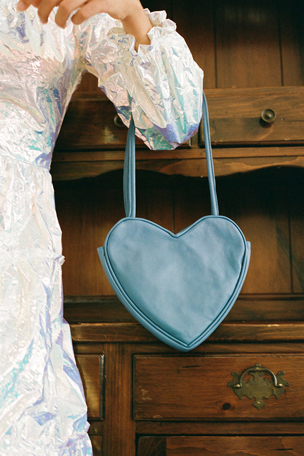 HEART BAG, PACIFIC CALF