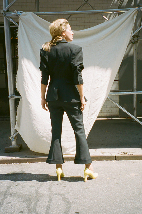 LE PANTALON NINO, BLACK