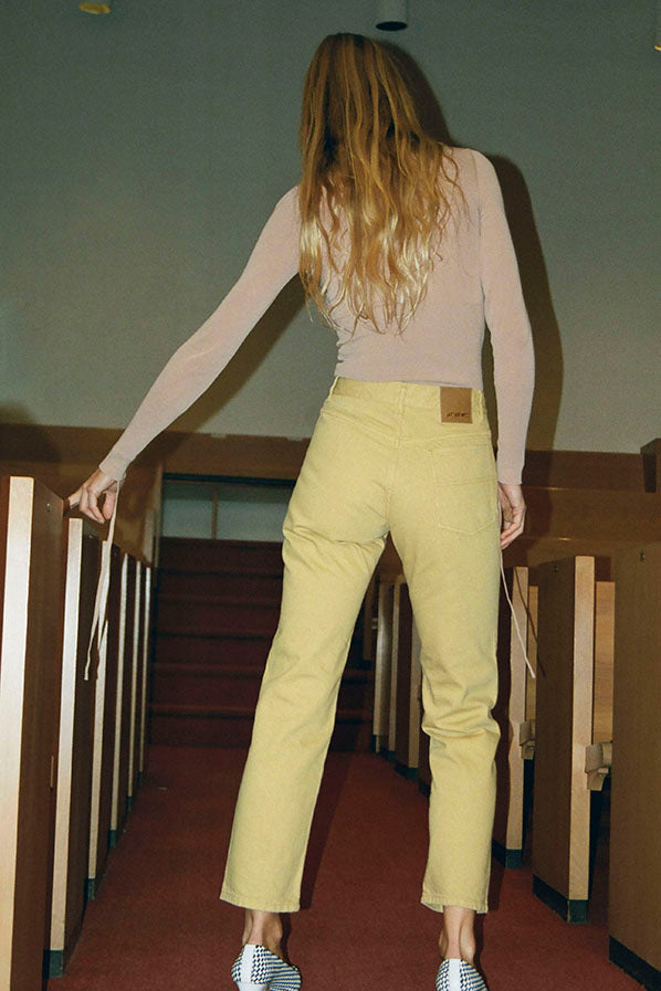 LE JEAN, YELLOW