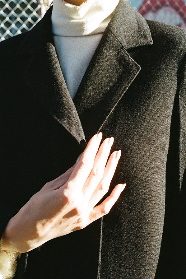 TOPCOAT, BLACK