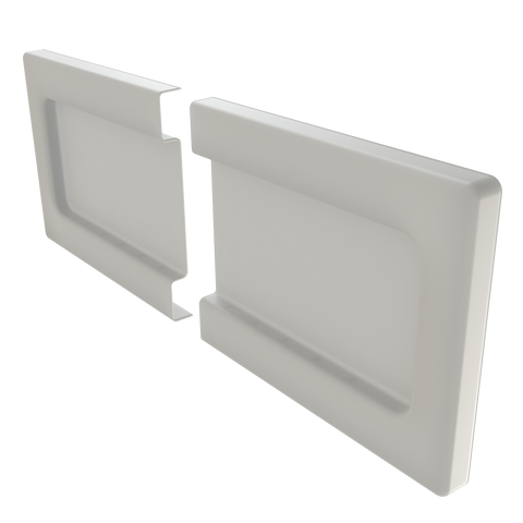 WPC00 Wall Plate Covers - MantelMount Pull Down TV Mount Accessories