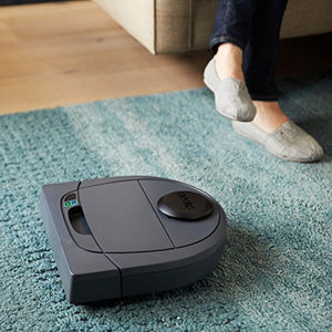 Neato Botvac D3 Connected Laser Guided Robot Vacuum, Works with Smartphones, Alexa, Smartwatches -