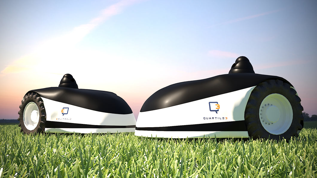 Fully Autonomous Robotic Lawnmower - PRE-ORDER
