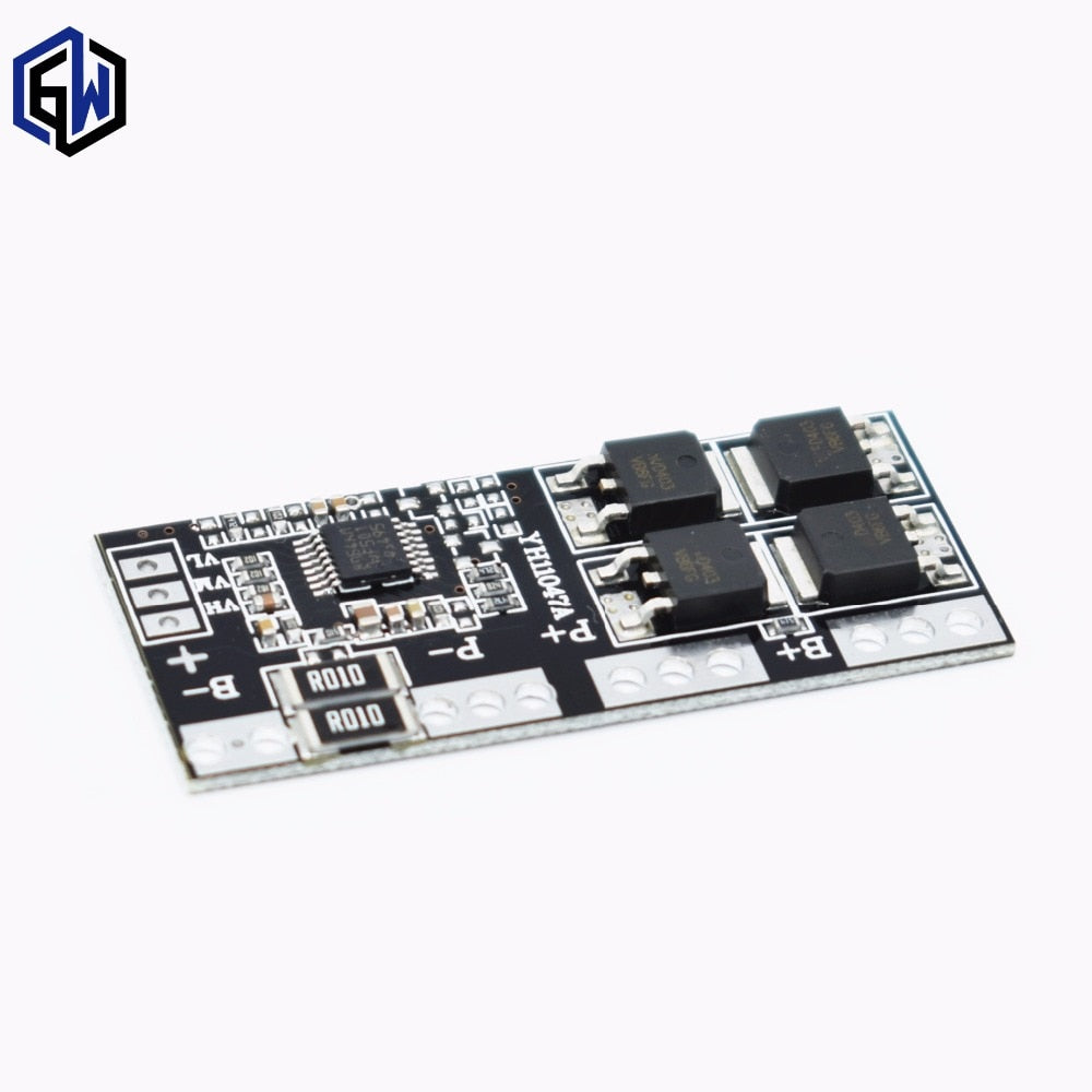 1PCS 4S 30A Li-ion Lithium Battery 18650 Charger Protection Board 14.4V 14.8V 16.8V 4S BMS