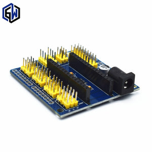 1pcs UNO Shield / Nano Shield for NANO 3.0 and UNO R3 duemilanove 2009 Expansion board