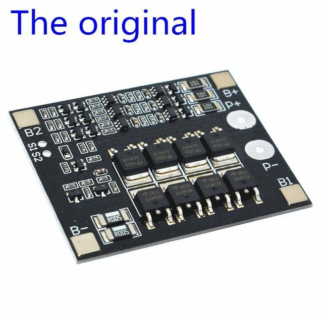 Original 3S 25A Li-ion 18650 BMS PCM Battery Protection Board BMS PCM With Balance For li-ion Lipo Battery Cell Pack Module