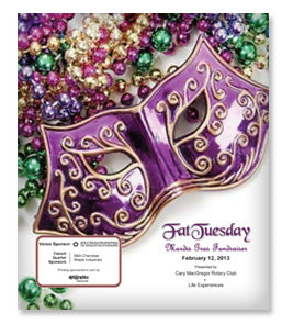 Fat Tuesday Event 2013