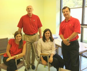 Union Bank & Trust Co. Volunteers at Life Experiences, Inc.