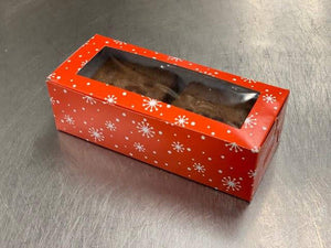 Holiday Brownie Box