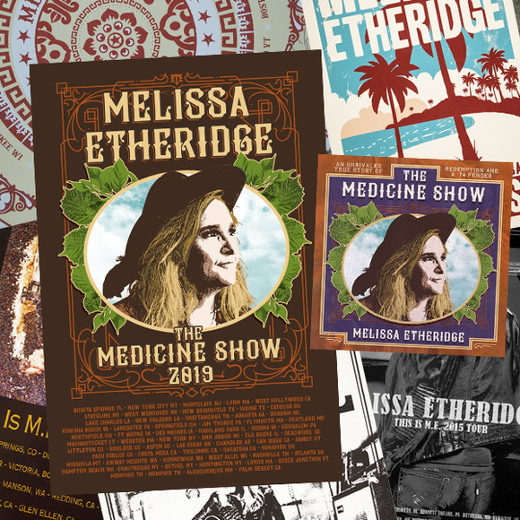 Melissa Etheridge - Music & Media