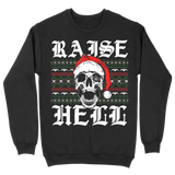 "Ugly Christmas Sweater-""Raise Hell"""