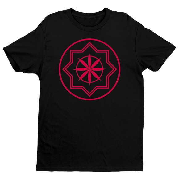Etheridge Botanicals - Mandala Logo - Unisex T-Shirt
