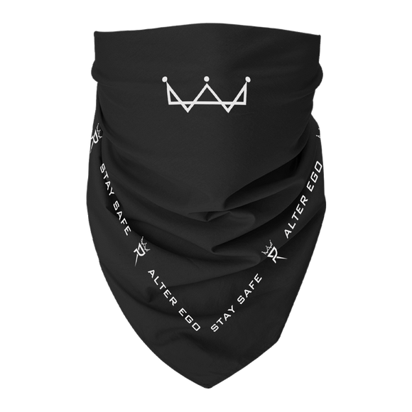 Black Cloth Bandana Alter Ego