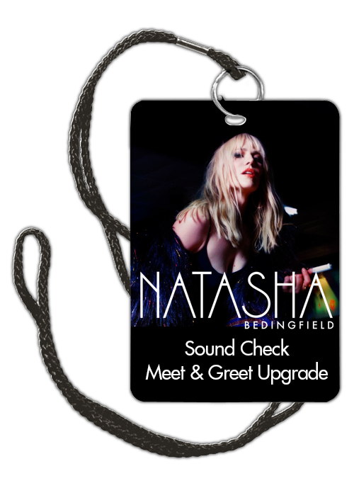 Sound Check Meet & Greet Upgrade