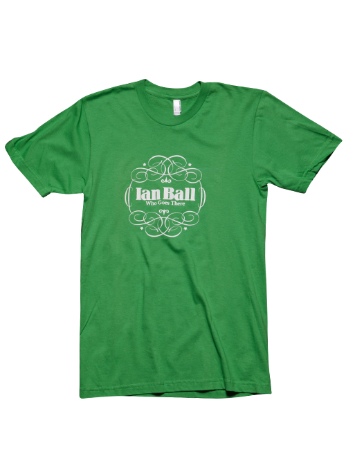 Green SS-Ian Ball-