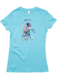 Cancun Blue Women's-Raghava Art