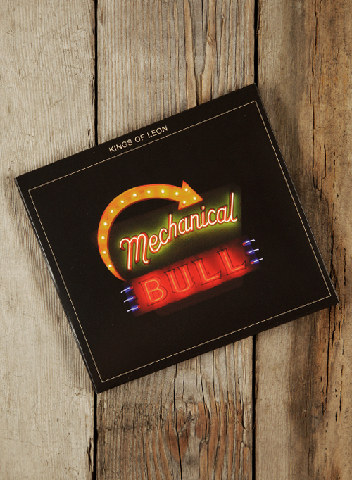 CD: Mechanical Bull