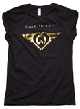 This is Love Gold Foil Women's Tee