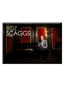 Boz Scaggs Photo Magnet
