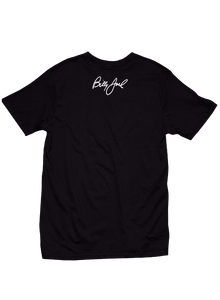 Black Piano Photo-Signature Art Men's Tee