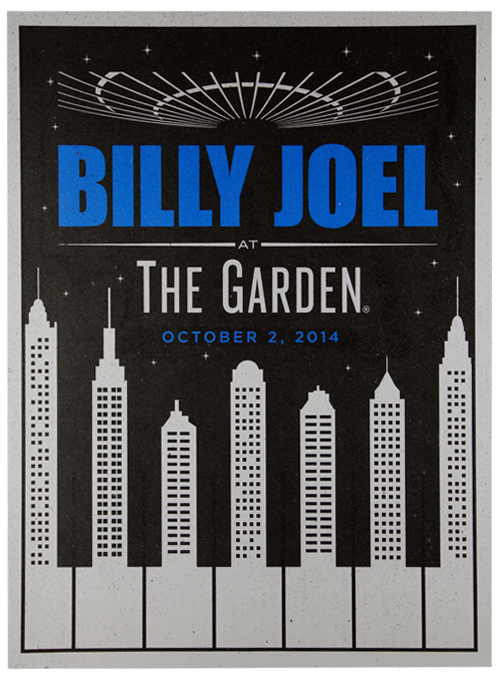 Poster-Skyline Keys/The Garden Art-Multiple Dates