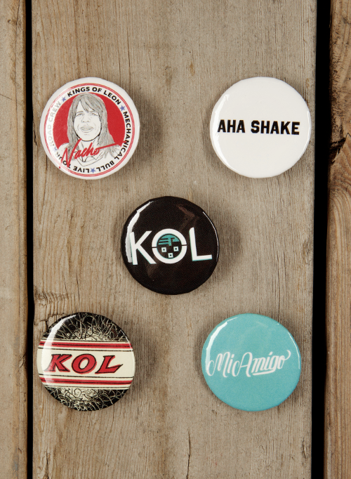KOL Five Button Set