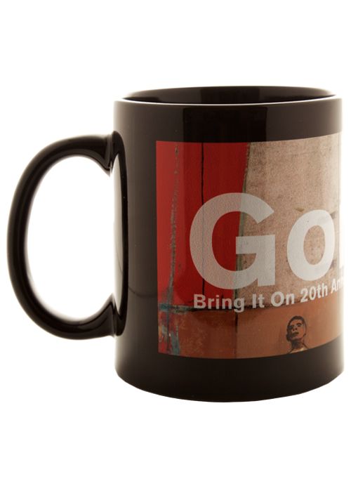 GZ Black Mug: Bring it On