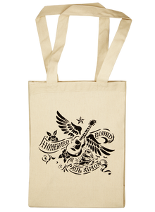 Tote Bag-Guitar Wings