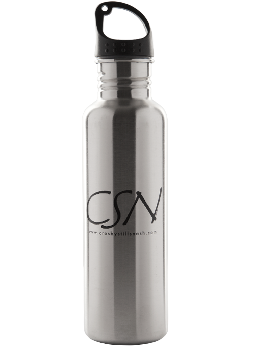 CSN Steel Water Bottle