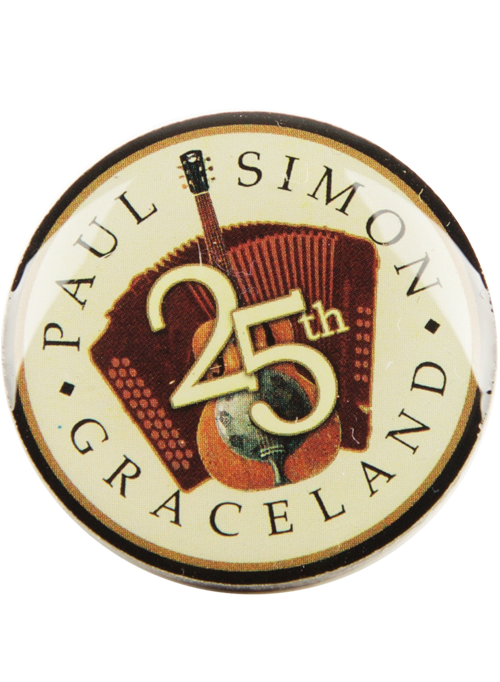 Pin-25th Anniversary Graceland