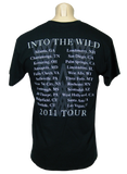 "Black SS-2011 ""Into the Wild"" Tour/Itinerary"