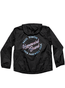Black Rain Jacket-2018 Homeward Bound