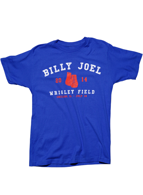 Royal Blue SS-07/10/14 Wrigley Field Event