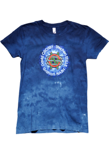 Blue Women's Tie-Dye SS-2009 Tour/Itinerary