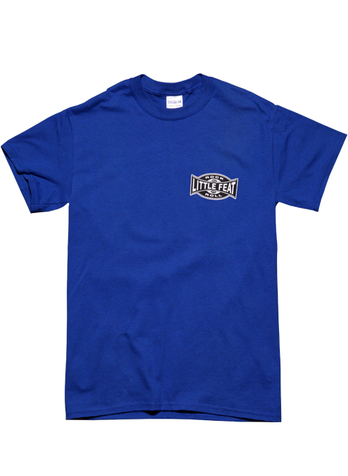 Royal Blue SS-Oil Can Logo