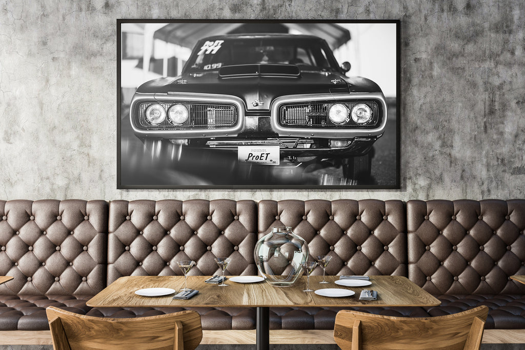 Dodge Coronet Super Bee - Front - titoprint.de