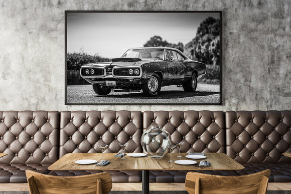 Dodge Coronet Super Bee - Profil I - titoprint.de