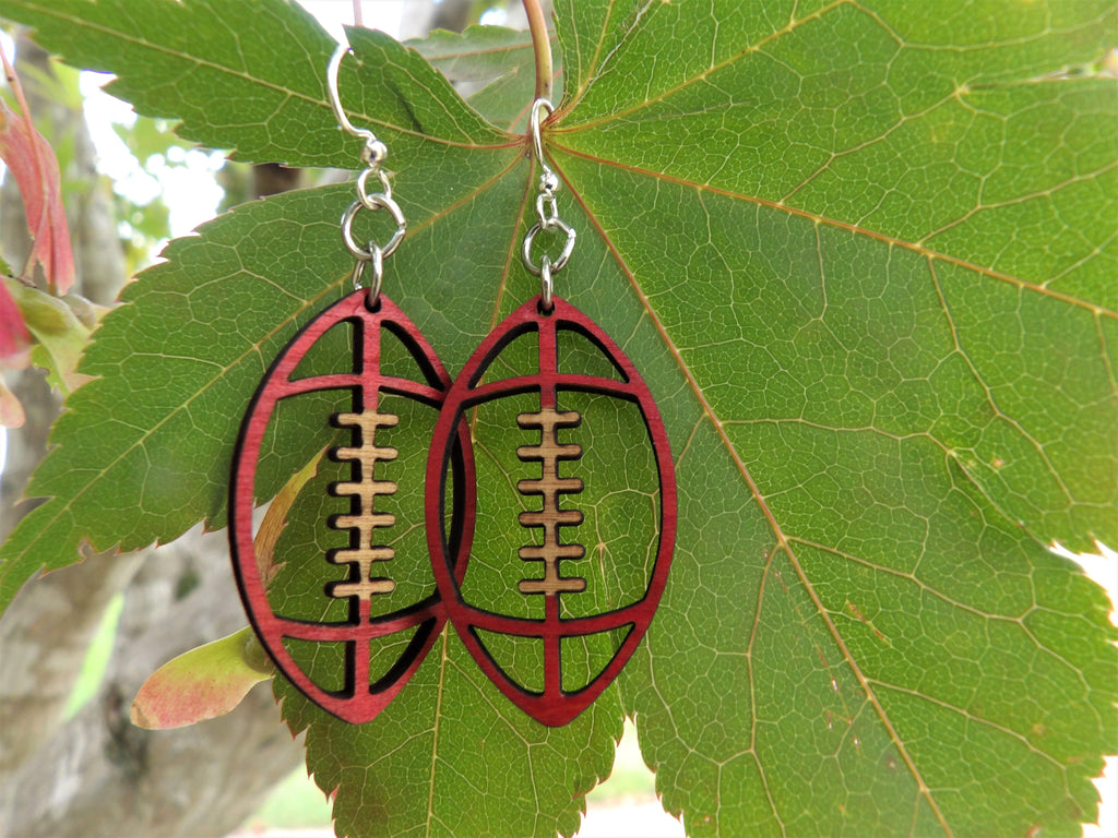 Football Fever Earrings