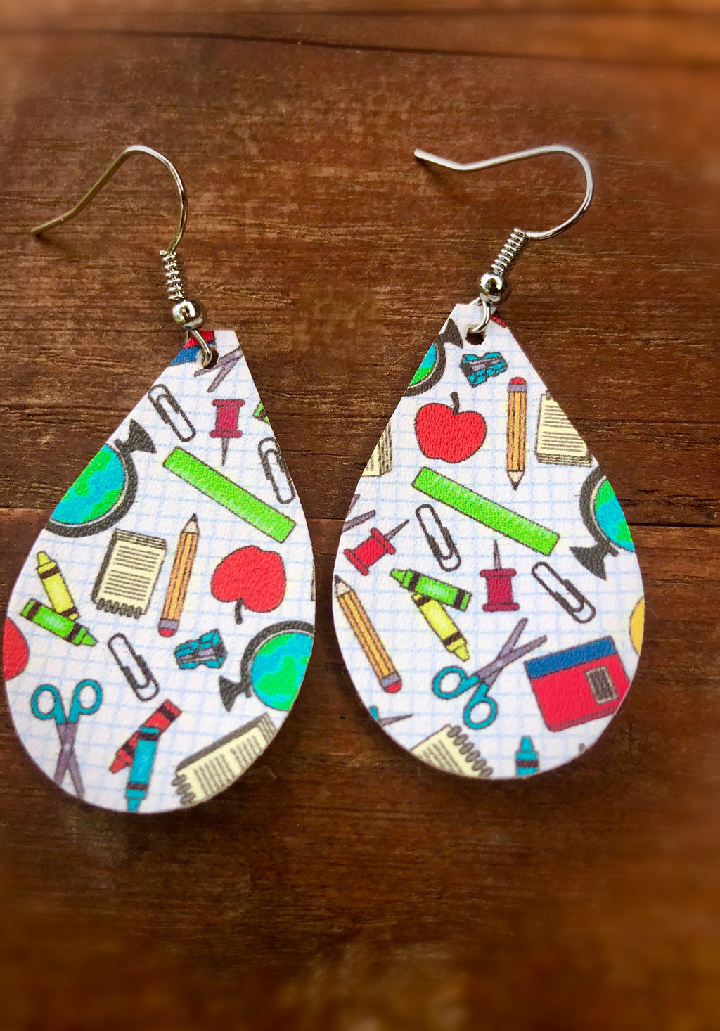 School Days Earrings