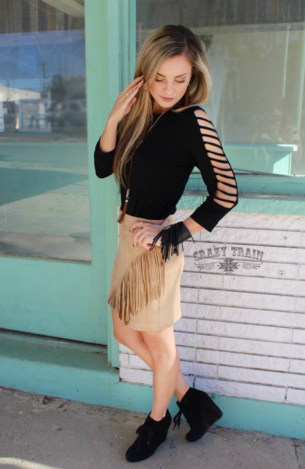 Golden Fields Skirt