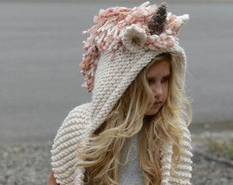 The Unicorn Princess Scarf
