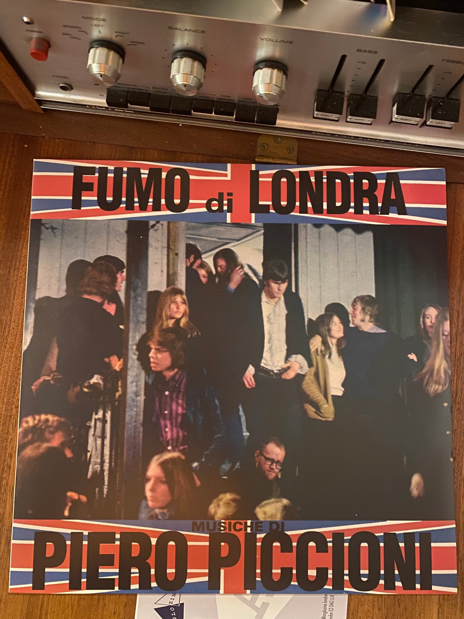 The Murals and shakers of Fumo Di Londra on Eel Pie Island