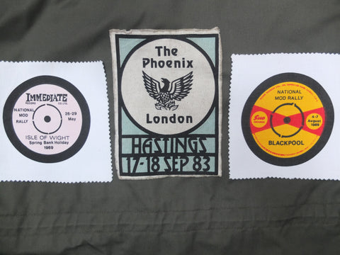 The Phoenix mod rally patch Anglozine