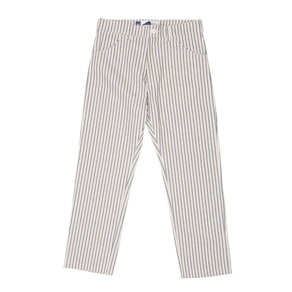 THE 026 Stripe Jean (Indigo)