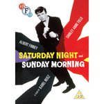 Saturday Night & Sunday Morning - DVD BFI - Anglozine