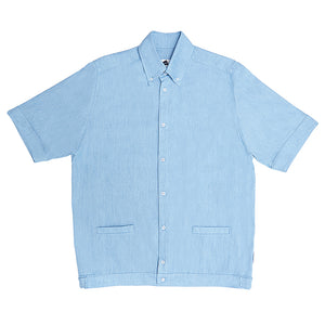 SUD - BEACH SHIRT (LIGHT BLUE) - Anglozine